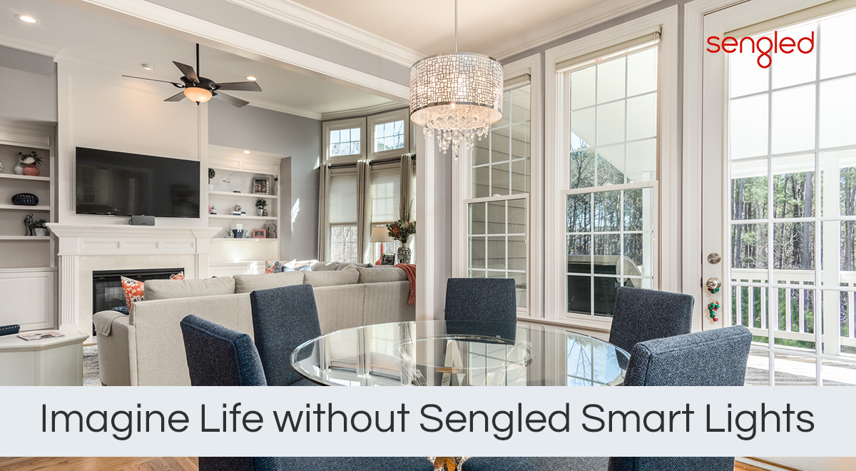 Imagine Life without Sengled Smart Lights