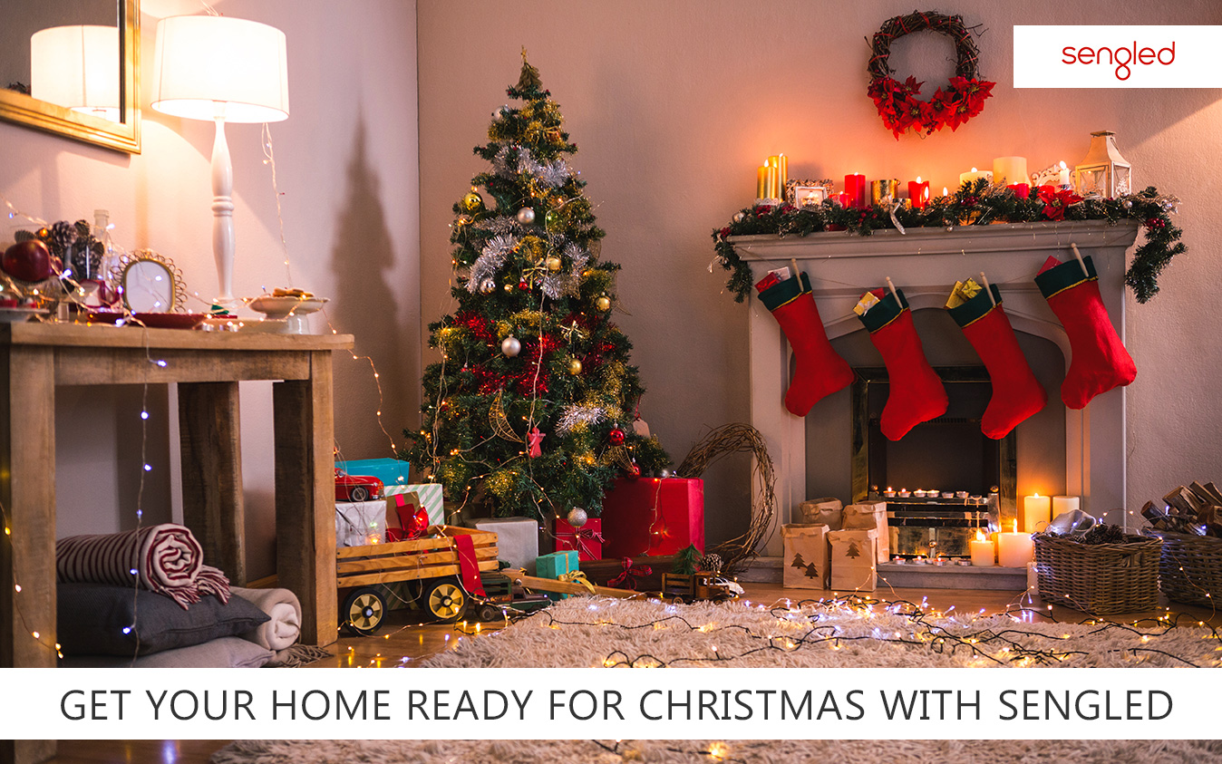 Sengled Christmas Home