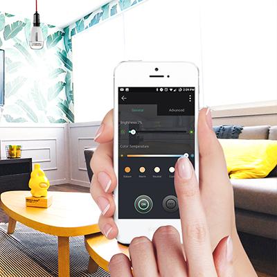 Smart Control + Wi-Fi