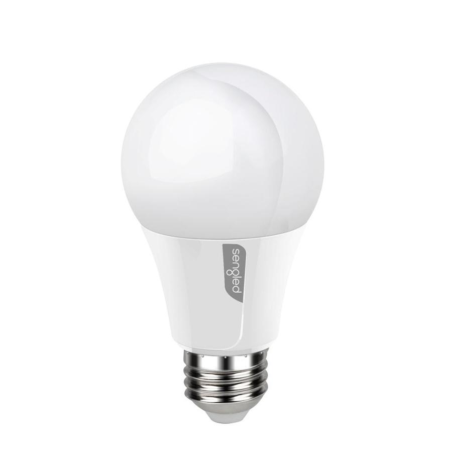 energy efficient led lightbulb affordable long lasting led bulb sengled twilight. Black Bedroom Furniture Sets. Home Design Ideas